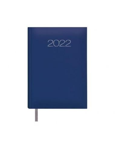 Agenda Día página Lisboa 14x20 Azul 2022
