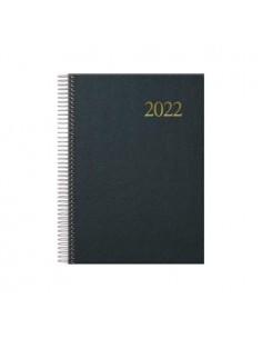 Agenda Día página Segovia 14x20 Negro 2022