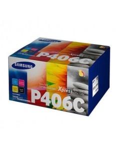 HP - Samsung CLP-360/CLP-365 Rainbow Toner Kit (C/M/Y/K)